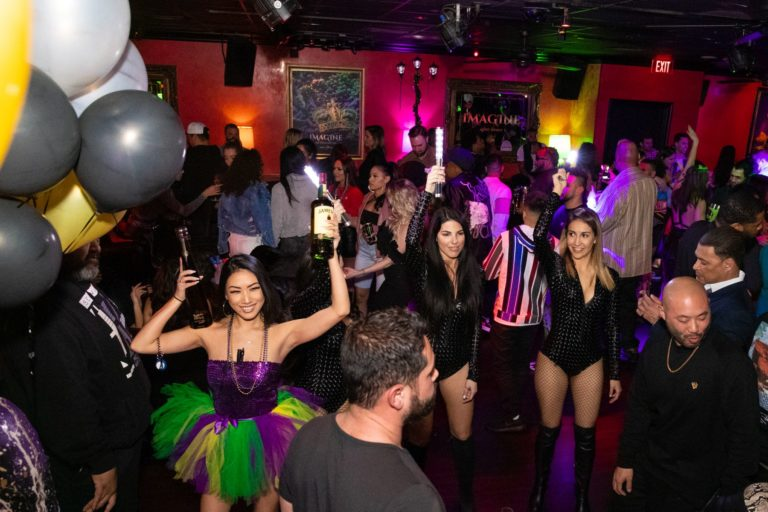 Mardi Gras Comes to Las Vegas for Imagine Tuesdays at Drai